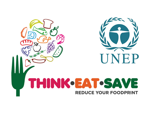 Think. Eat. Save.